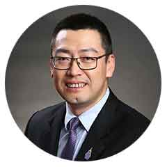 Professor Han Shenglong, Digital Divide Institute's primary adviser to the People's Republic of China.