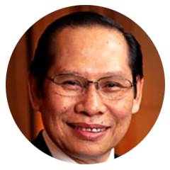 Dr. Setyanto P. Santosa, one of the founders of the Meaningful Broadband Working Group in Indonesia